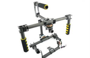 Handheld 3-Axis Camera Brushless Gimbal