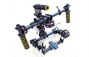 Handheld 3-Axis Brushless Gimbal Steadicam