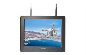"Feelword 12"" 32CH Dual Receiver FPV Monitor"