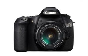 Canon EOS 60D Kit + 18-55mm Lens