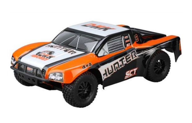 DHK Hunter 1/10 BL Electric 4X4 RC Truck