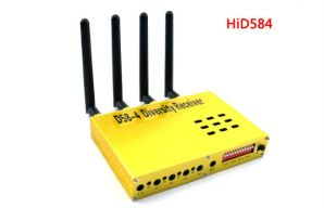 5.8G 4-way Diversity A/V Receiver (RX) D58-4