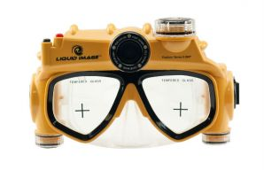 Liquid Image 304 Underwater Camera Mask