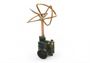 Camera Leaf Antenna TX w/ 520TVL