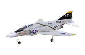 F4 Phantom II Fighter EDF 70mm RC Jet (RTF)