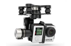 Zenmuse H4-3D Gimbal For GoPro Hero4
