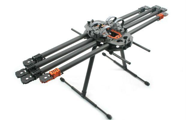 Hobby Tech :: Tarot T18 UAV FPV Octocopter Frame Kit