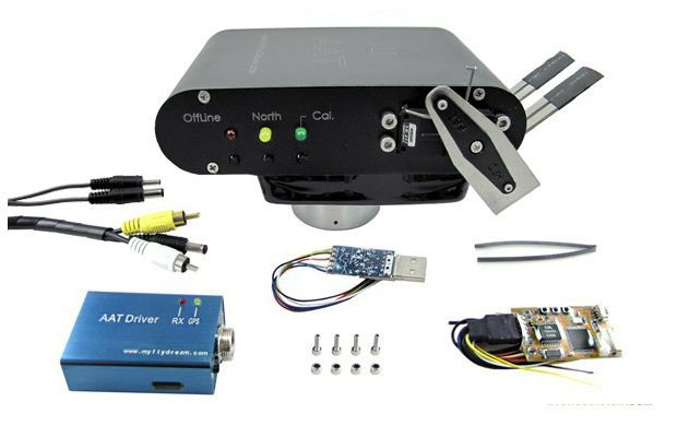 MFD Automatic Antenna Tracker (AAT) System - Standard Combo