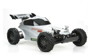 Hurrax Crypton 2G 4WD 1/5 Rolling Chassis