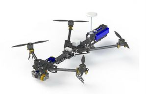 Alien Quad's Multi-rotor FPV Flyman Kit