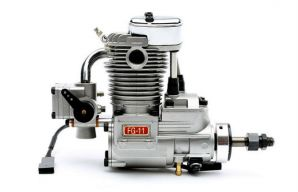 Saito FG-11 Single Cylinder Gas Engine