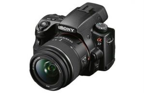 Sony A37K Kit 18-55mm DSLR Camera