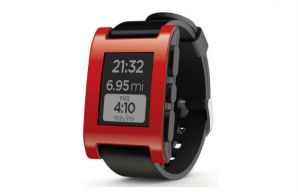 Pebble Smart Watch For IOS + Android Devices