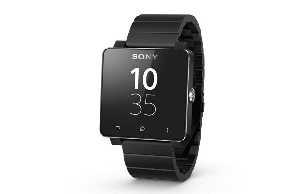 Sony Metal Smartwatch