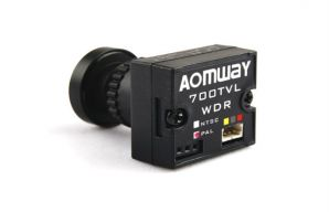 AOMWAY 700-line WDR CMOS HD Camera (PAL)