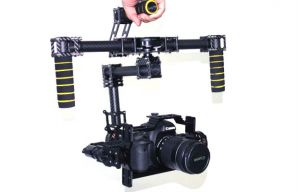 Handheld 3-Axis Camera Gimbal Canon 5D2