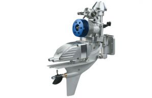 O.S Max 21XM VII Outboard Marine Engine