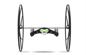 Parrot MiniDrones Rolling Spider (White)