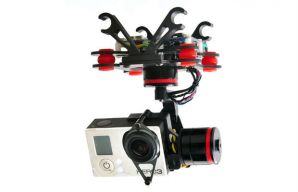 HMFG3D 3-Axis Gimbal For GoPro
