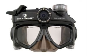 Liquid Image 319 Scuba Video Mask