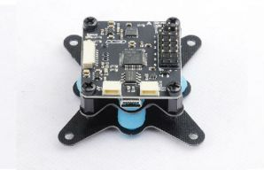 Shock Absorbing Plate Flight Control CC3D