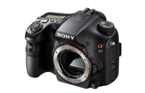 Sony Alpha 77V  SLT Body