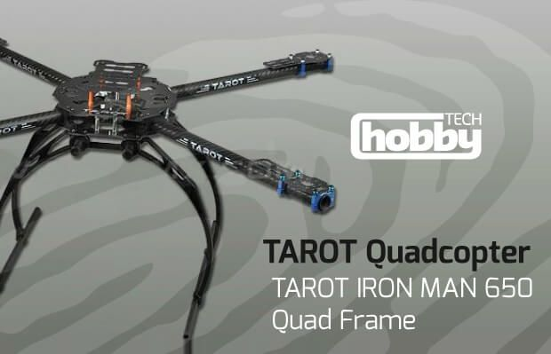 TAROT IRON MAN 650 Quad Frame