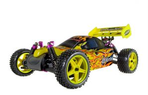 HSP 1/10 SCALE Nitro Powered 4WD RC Buggy