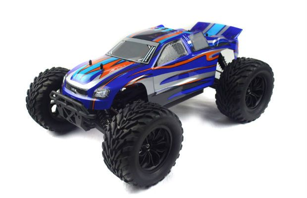 VRX Racing DT5 EBL 4WD RC Truck RTR