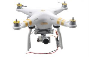Phantom 3 Auto Retractable Landing Skids