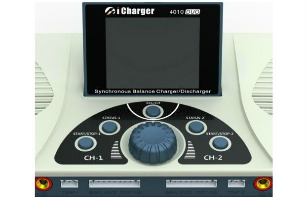 Discharger / Recharger