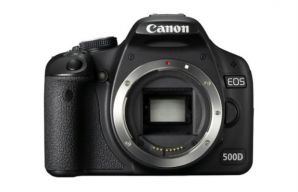 Canon EOS 500D Digital SLR Body