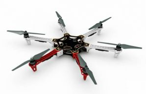 DJI Flame Wheel F550 Combo Kit ARF