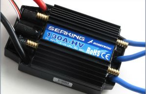 HOBBYWING Seaking 130A-HV Brushless ESC