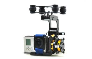 Brushless Gimbal Assembly for Gopro 3