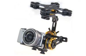 DYS 3-Axis Brushless Gimbal For Sony Nex