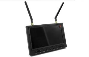"FPV 7"" Monitor 5.8GHz Diversity Receiver 32CH"