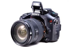 Sony A77VQ Kit 16-50mm 24MP DSLR Camera