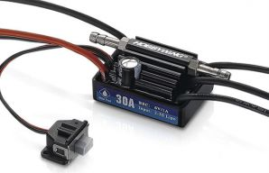 Hobbywing Seaking 30A-V3 ESC For Boats