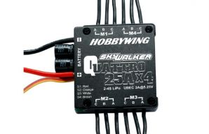 HOBBYWING Skywalker Quattro 25A  4-in-1 ESC