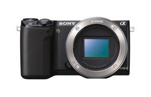 Sony NEX-5R 16.1 MP Mirrorless Digital Camera