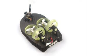 Tiny Whoover FPV Hovercraft RC Quadcopter
