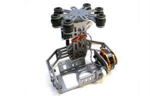 J&K Brushless Gimbal for Gopro Camera