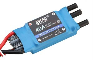 DYS 40A OPTO 2-6S ESC for Multicopter