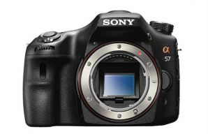 Sony Alpha SLT-A57 SLR Digital Camera