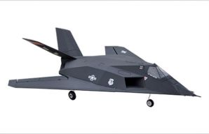 F-117 Stealth NightHawk RC Jet (RTF)