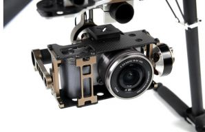 X-CAM X140BL For NEX5 Series Gimbal (L Edition)