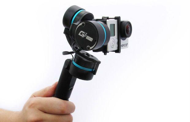 FeiYu G3Ultra Steadycam 3-Axis Handheld Gimbal For GoPro 3 & GoPro 3+